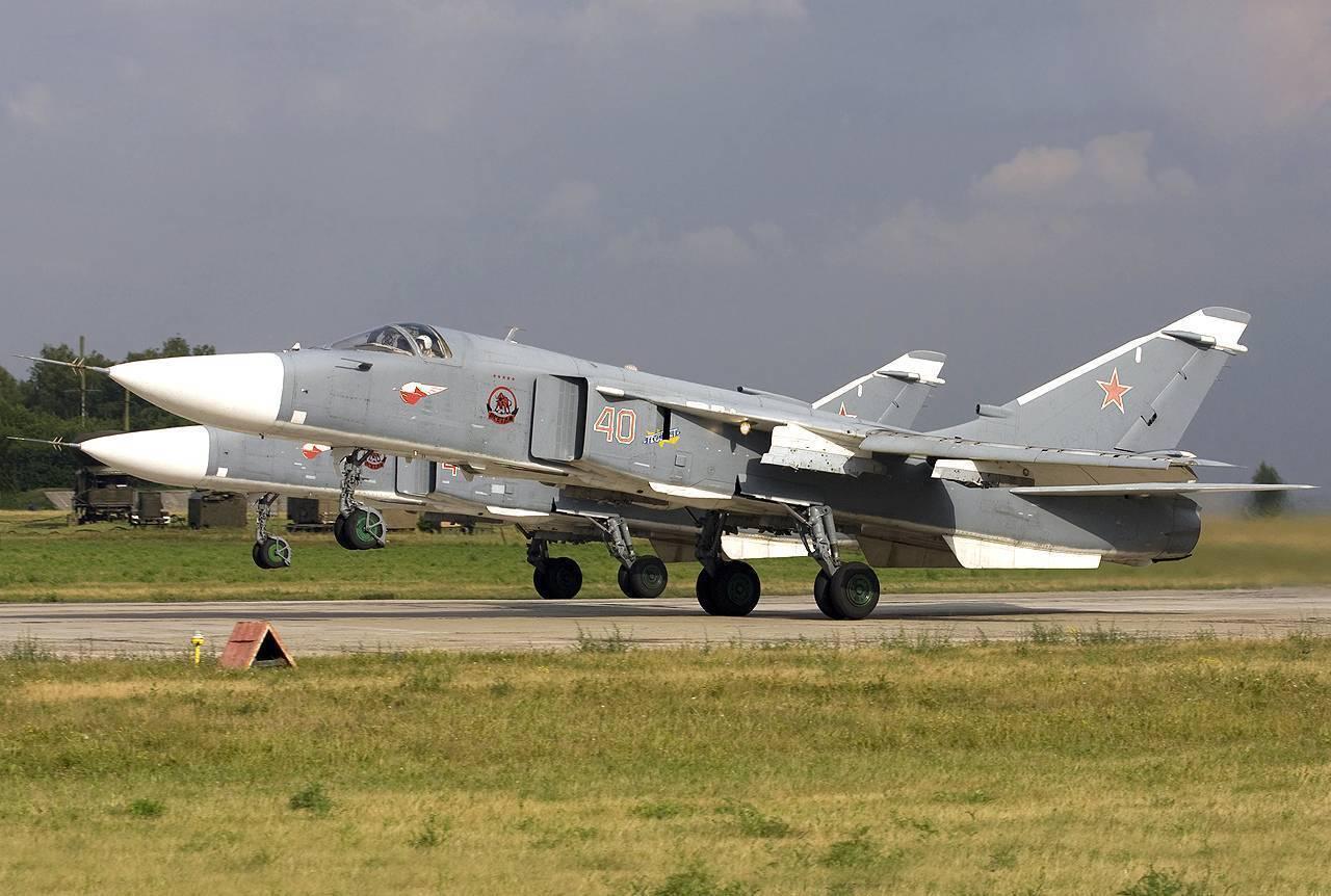 Сибирский «фехтовальщик»: су-24 стал легендой боевой авиации