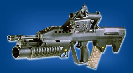 Штурмовая винтовка ST Kinetics SAR-21