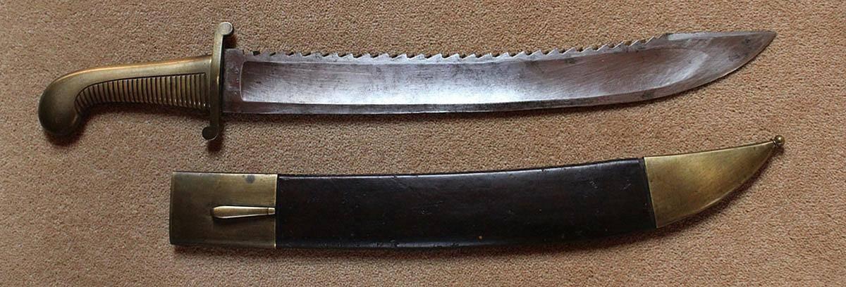 Военные ножи