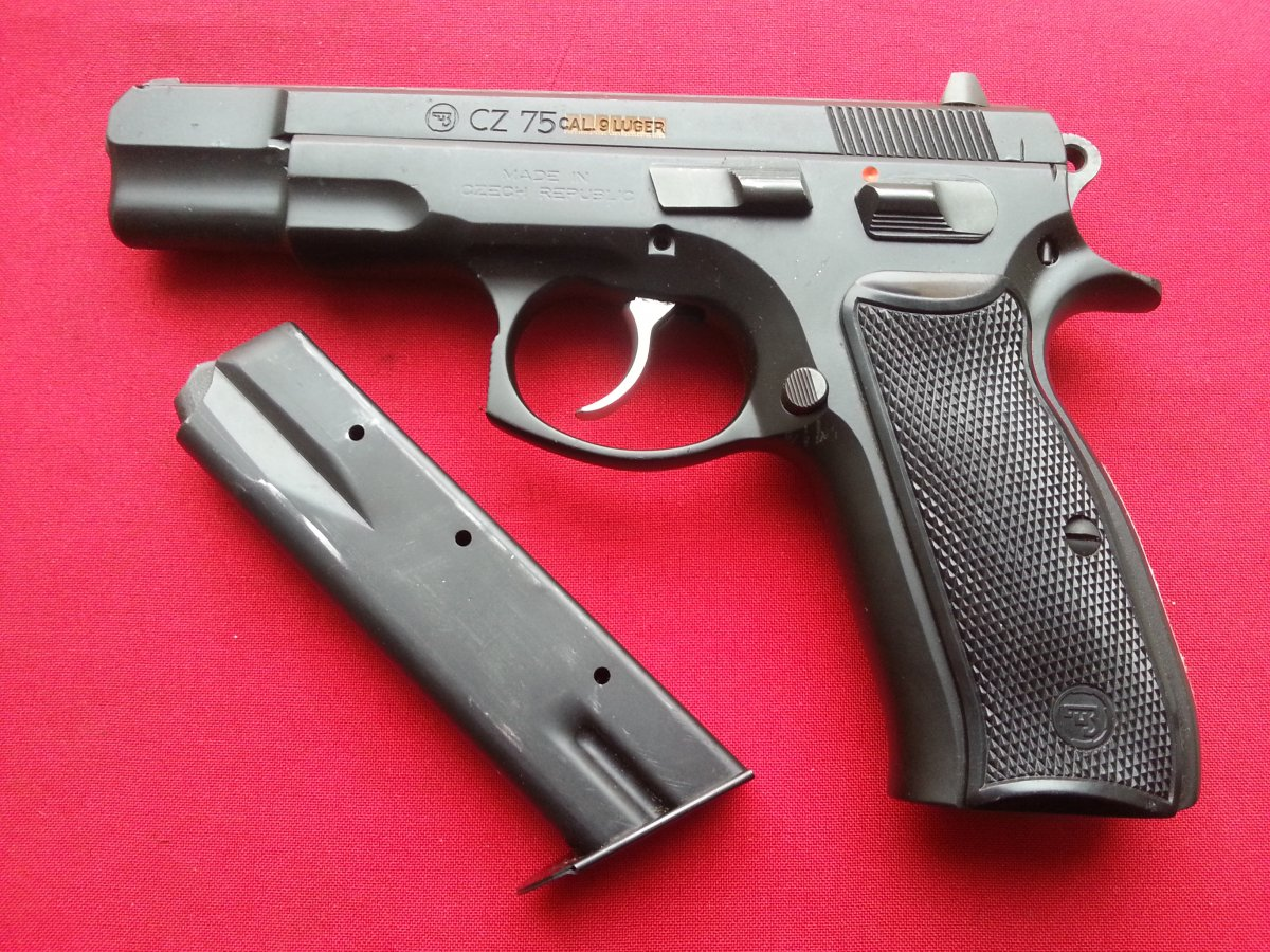 Чешский пистолет CZ 75 – легендарная мировая классика