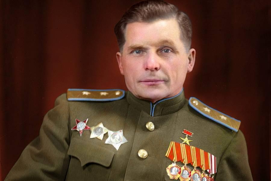 Кругом наши: сергей ильюшин —«отец летающего танка»
