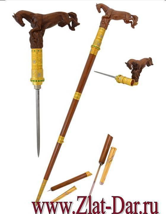 Зонт-трость: черный с логотипом, с клинком и деревянной ручкой, rainbow, желтый чехол для женщины