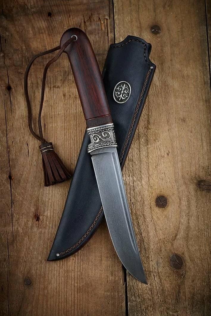 Варианты засапожного ножа, современные модели и его история