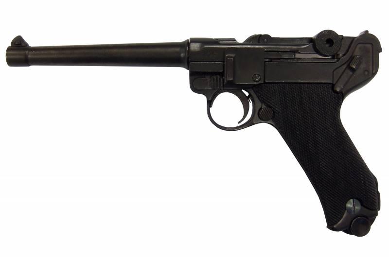 Р08 Luger – легенда Второй мировой