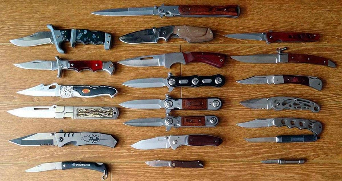 Ножи - всё о ножах: виды ножей | автоматические ножи
