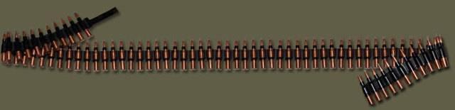 Американский пулемет м60