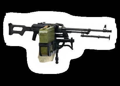 Пулемёт калашникова — википедия
