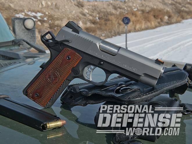 Пистолет springfield armory emp
