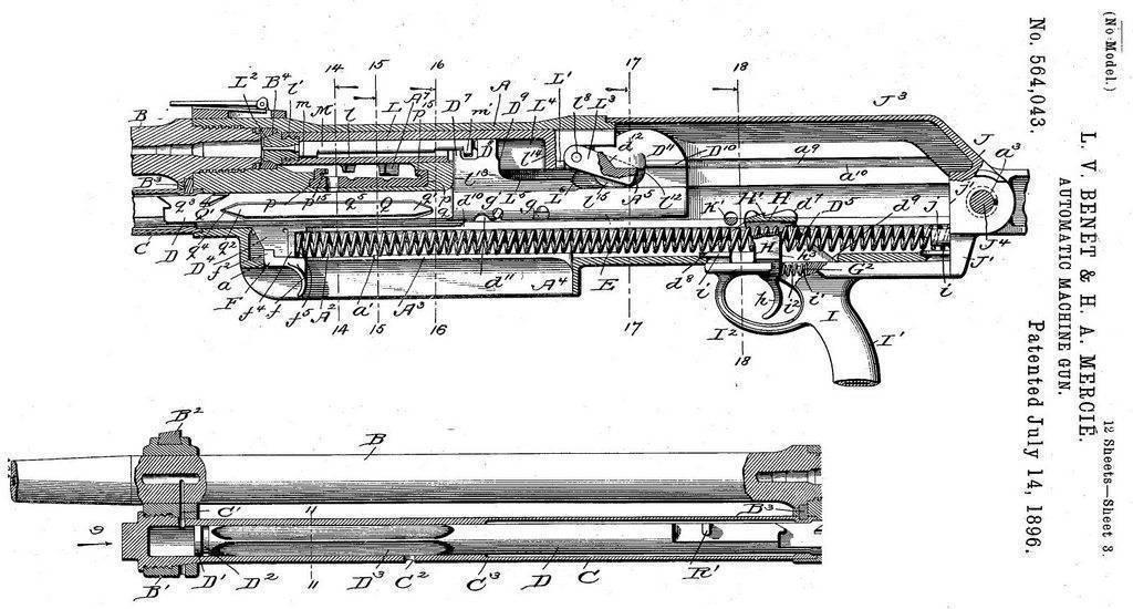 Hotchkiss mle 1897/1900/1908/1914 — википедия с видео // wiki 2
