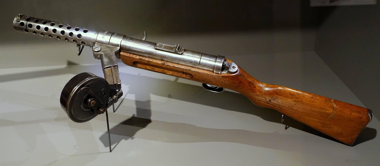 Станковый пулемет максима
