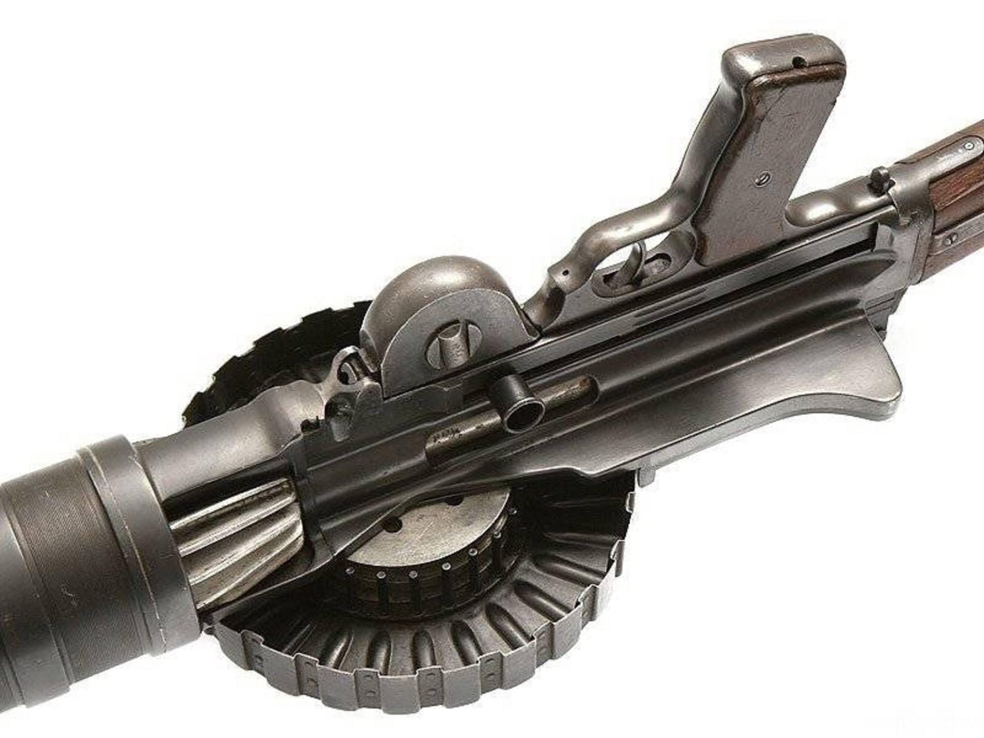Ручной пулемет льюиса (lewis): история создания и характеристики. ручной пулемет lewis (сша - великобритания) в компьютерных играх