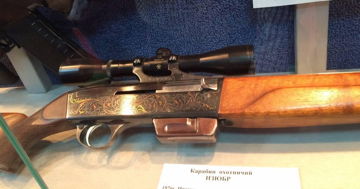 Мои милые уродцы: комбинированное ружьё «север»