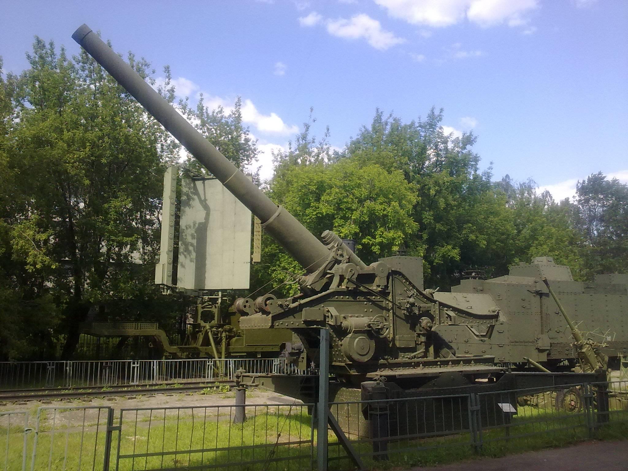 210-мм пушка бр-17– мощное оружие второй мировой