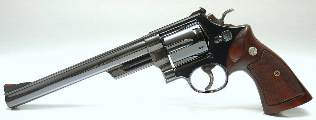 Smith & wesson model 29 - smith & wesson model 29