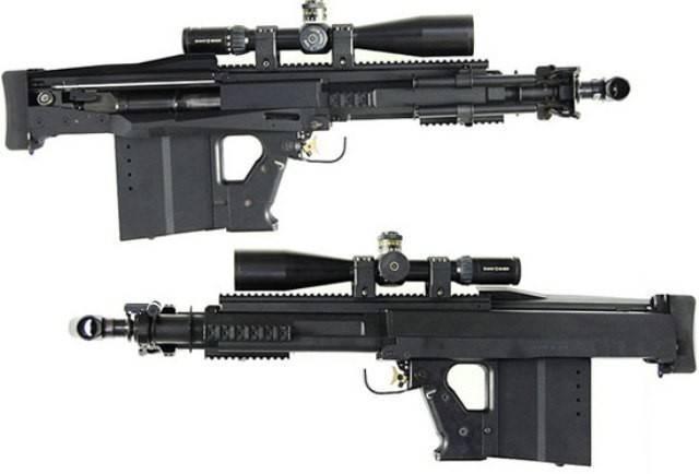 Снайперские винтовки (sr). обзор стрелкового оружия вpubg