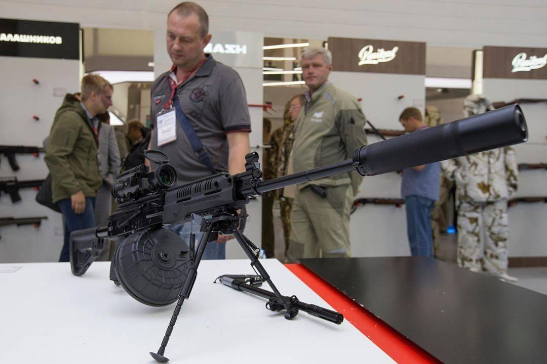 Пулемет рпк