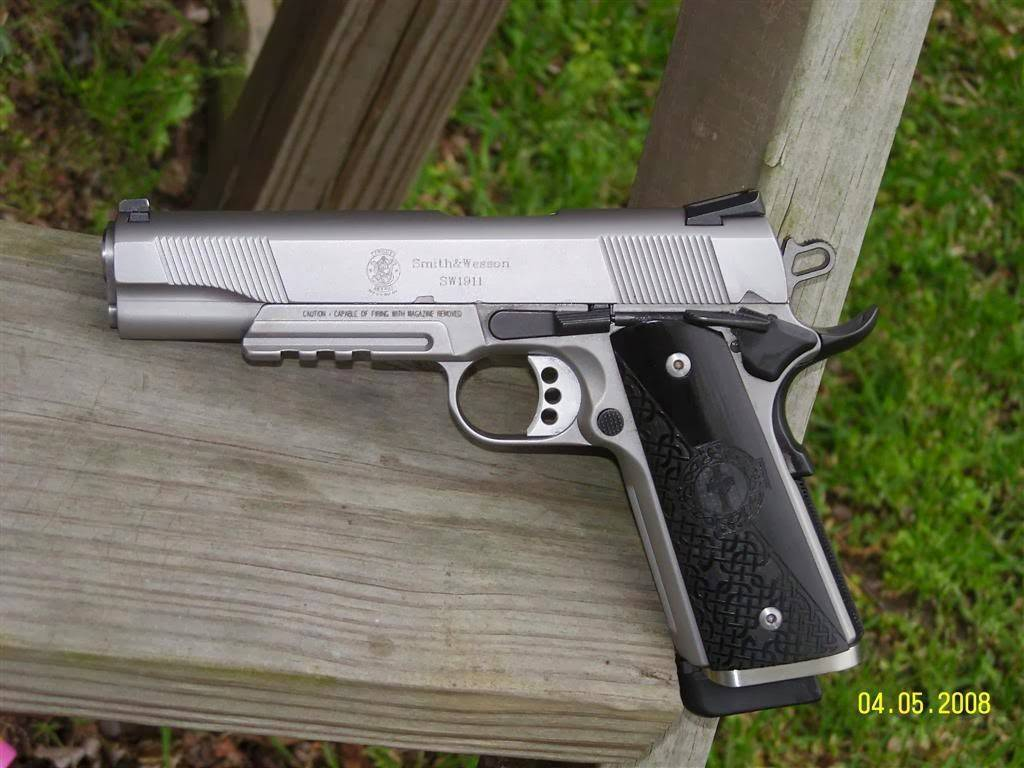 Пистолет Smith & Wesson Model SW1911PD
