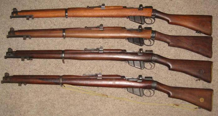 Бур английская винтовка. винтовка его королевского высочества – ли-энфильд или просто «бур». бур ружье