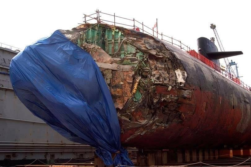 Подлодка к-278 комсомолец — истинные причины гибели