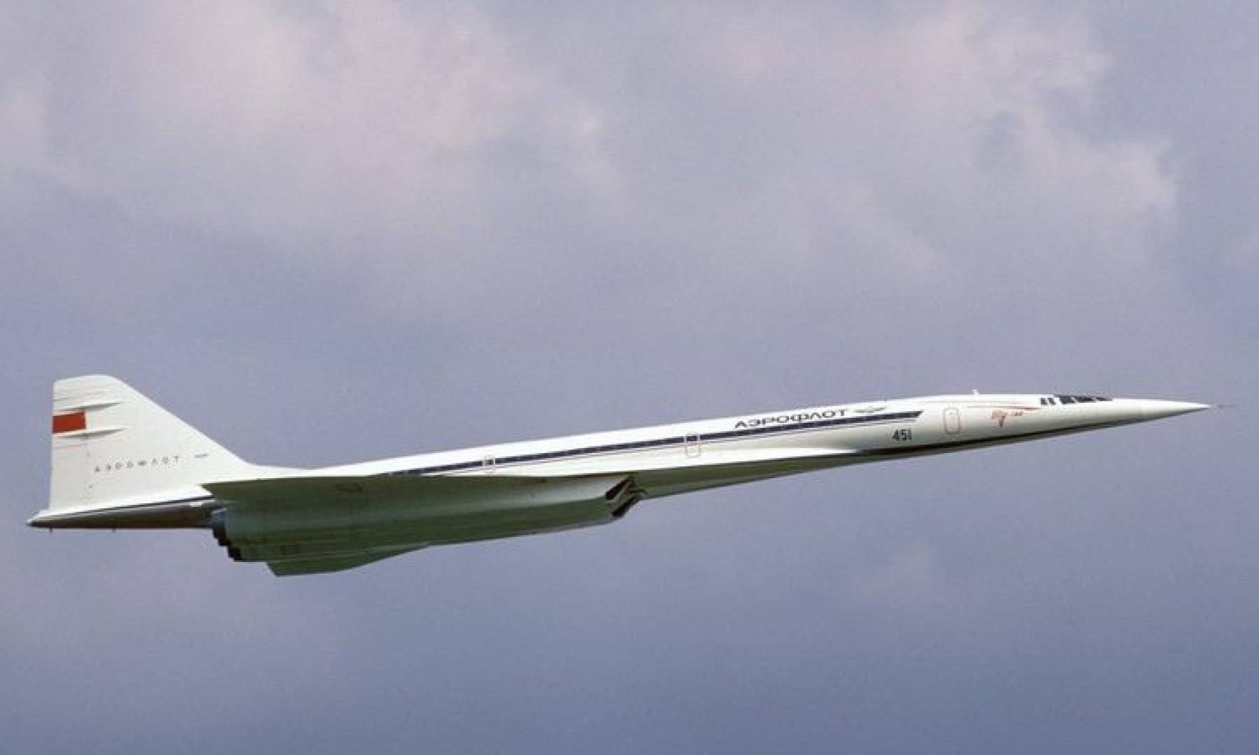 Туполев ту-144