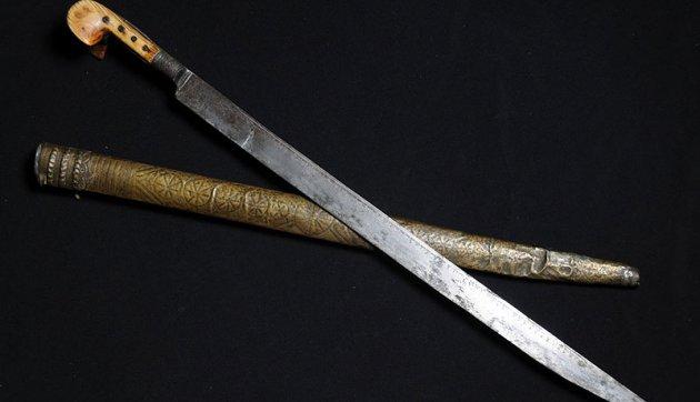 Для чего турецким янычарам полагался ятаган, если он не являлся основным оружием