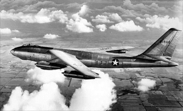 Boeing b-47 stratojet — википедия. что такое boeing b-47 stratojet