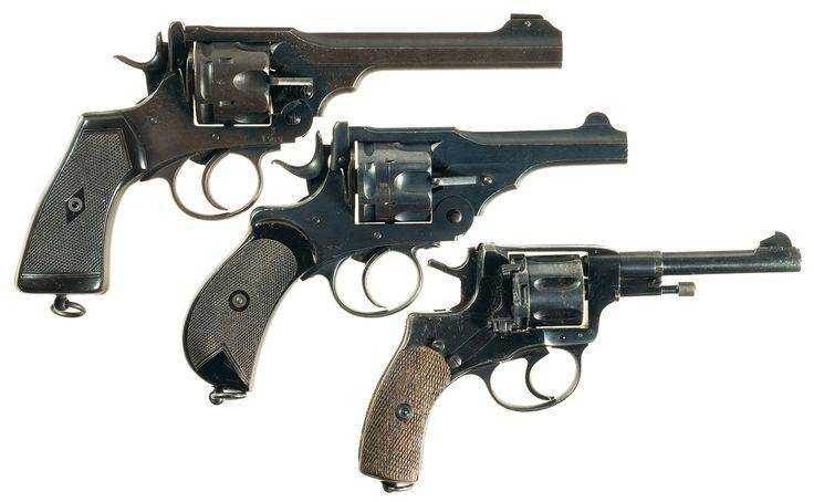 Webley revolver — wikipedia republished // wiki 2