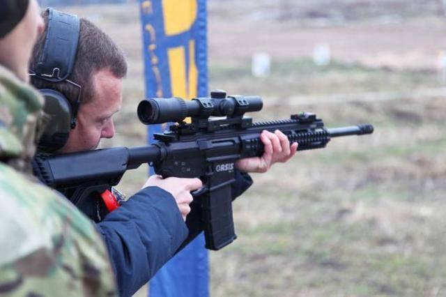 M27 – infantry automatic rifle – автоматическая винтовка пехоты m27