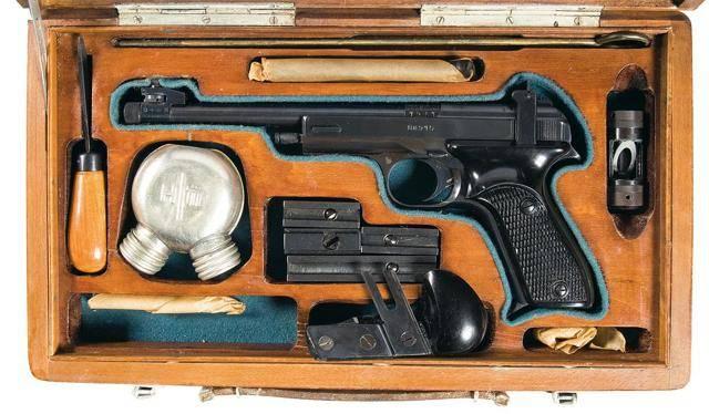 Пистолет «колибри» | криминальные авторитеты воры в законе |