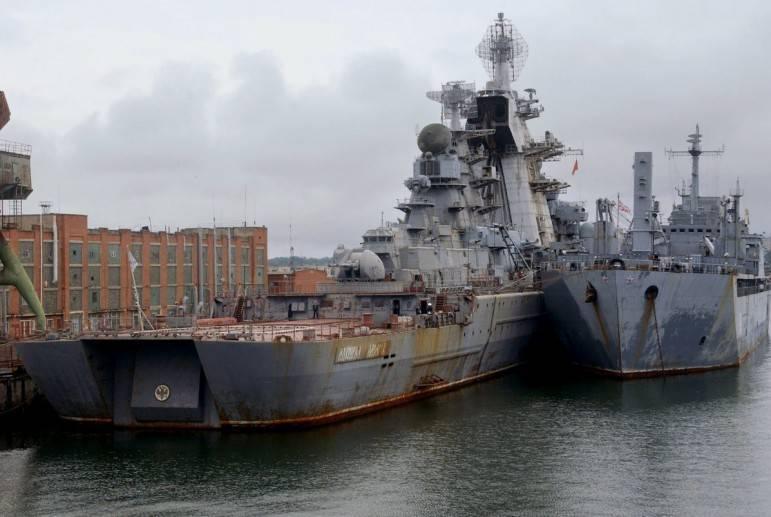 Адмирал нахимов (1986)