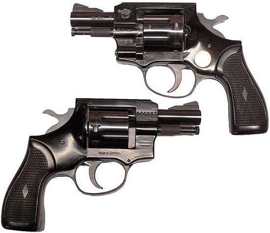 Револьверы arminius