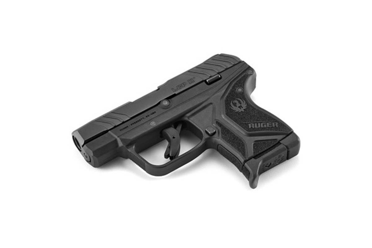 Пистолет Ruger LCP