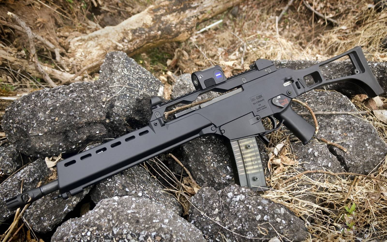 Штурмгевер длябундесвера, иликогда же немцы примут навооружение новую винтовку
