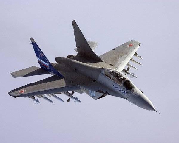 Миг-35. фото и видео, история, характеристики самолета