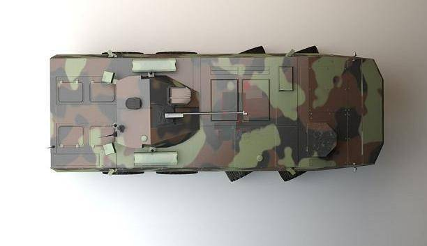 Бтр «бумеранг» из керамики – прорыв российского военного производства
