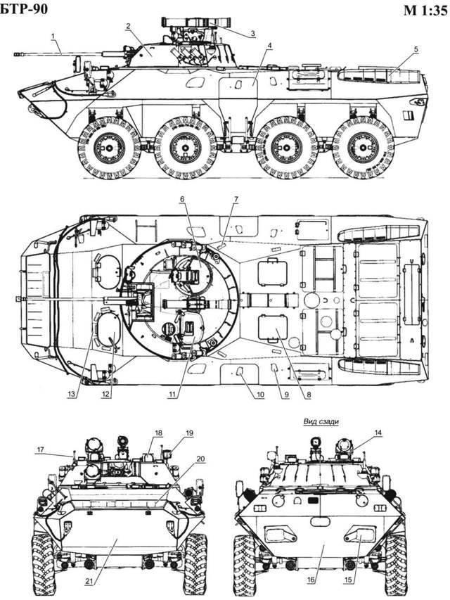БТР-90 – «Росток», который никак не вырастет