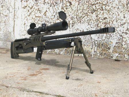 Снайперская винтовка noreen bad news