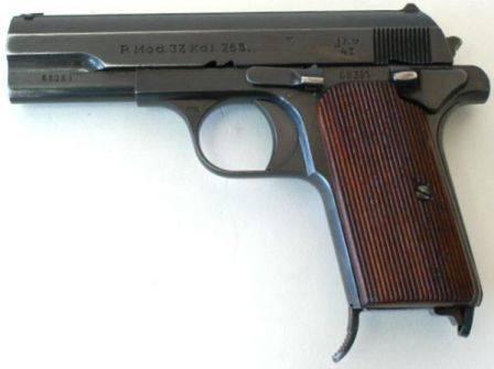 Mab model d пистолет - mab model d pistol - qwe.wiki