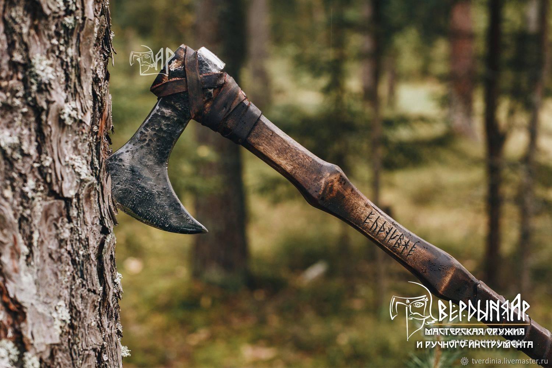 Боевой топор: происхождение и исторические особенности