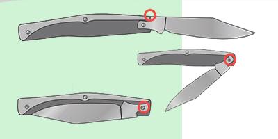 Раскладные ножи