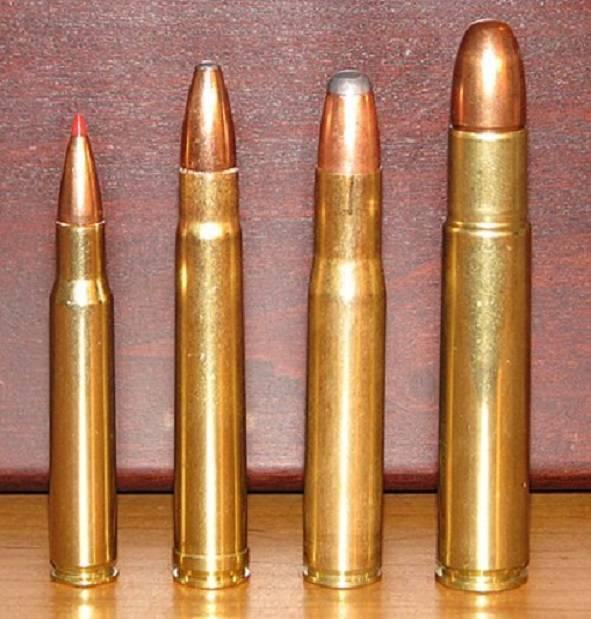 Патроны для оружия ограниченного поражения