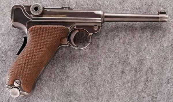 Пистолет Экспортные модификации пистолетов