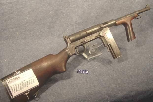 Пистолет-пулемет United Defense UD M42