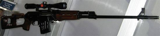 Высокоточная винтовка zastava lk m07