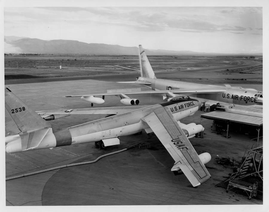 Boeing b-47 stratojet - вики