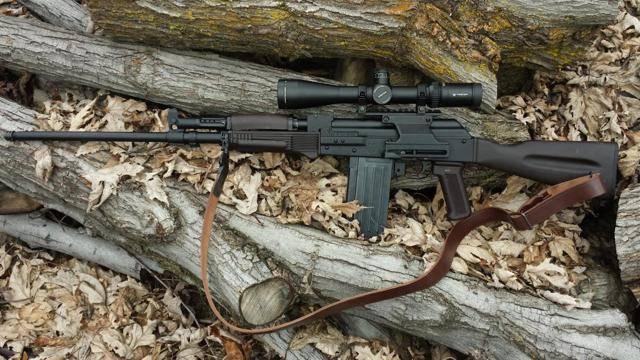 Охотничий карабин МЦ558