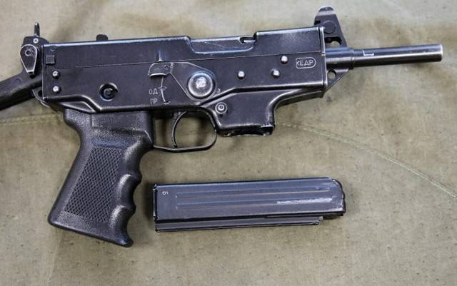 Пистолет QSB-91