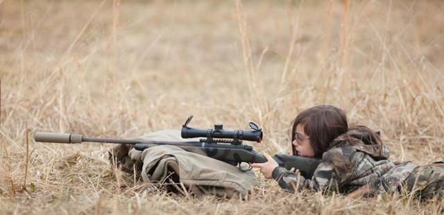 Из всех винтовок для нас наиважнейшей является…