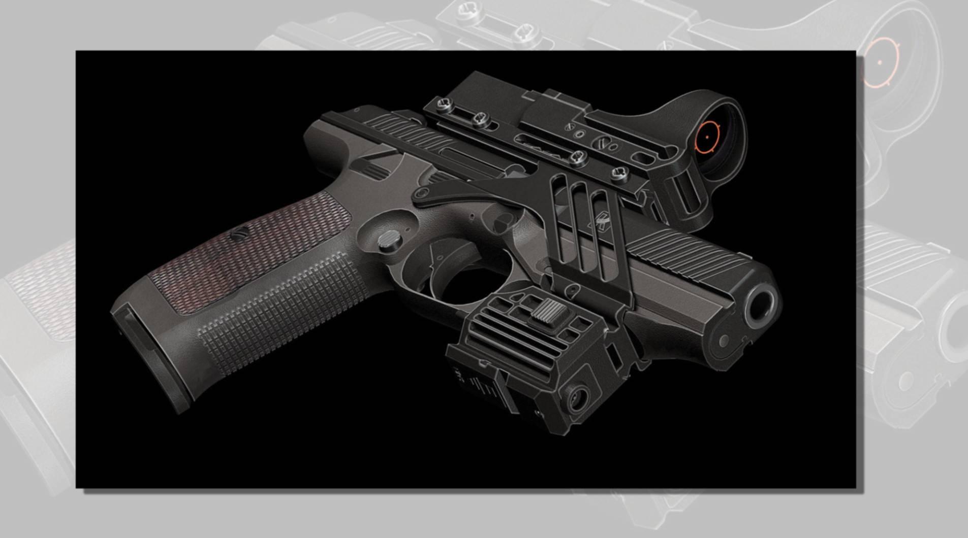 Глок заглох. новый пистолет концерна калашников пл-15 превзошел самые смелые ожидания