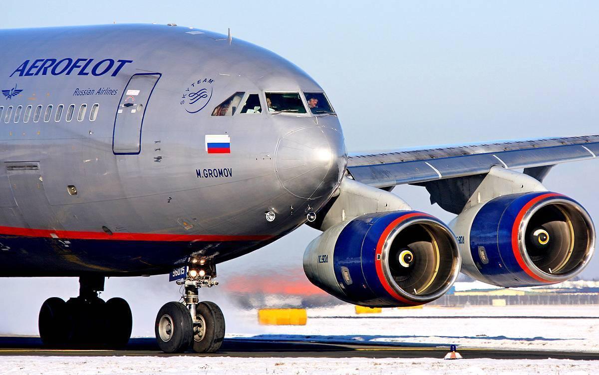 «порой они возвращаются» - ил-96-400м (часть 2) - aex.ru